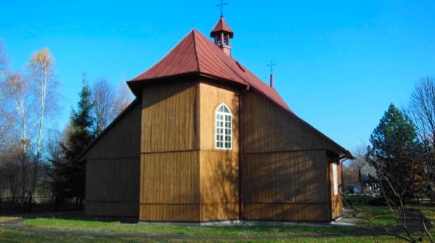 Kaplica w Sobiborze Wsi