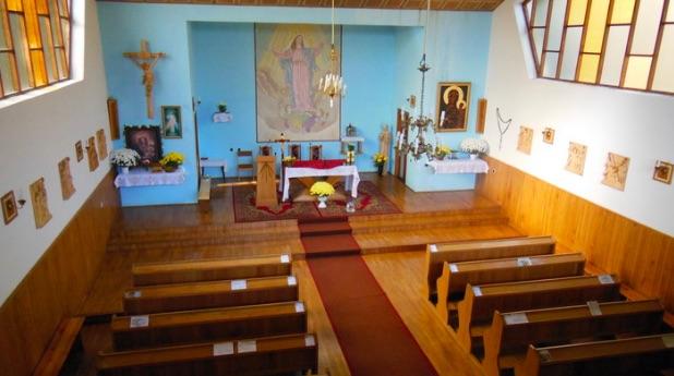 Kaplica W Sobiborze Stacji